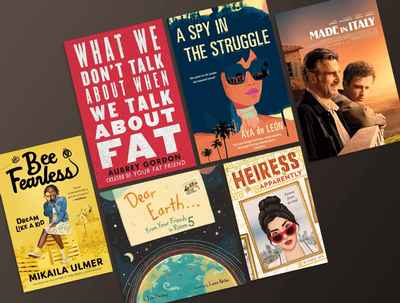 Check out these new titles just added to our collection!