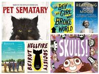 Check out these new titles available in July at a neighborhood library near you!