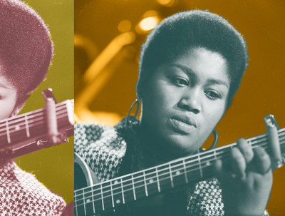 Musician and activist, Odetta, is sometimes referred to as the