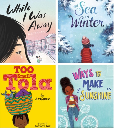Diverse authors and characters are at the center of the #ownvoices movement.