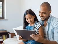 RBdigital allows young readers and their caregivers to check out Highlights' magazines from home!