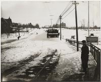 A winter image from our digital collections