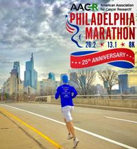 Saturday, November 17 marks the 25th Year of the Philadelphia Marathon