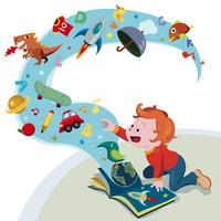 Open up a picture book and enter into a world of limitless imagination!