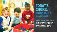 The City of Philadelphia has announced that it is expanding free, quality pre-K for 6,500 three- and four-year-olds over the next five years!