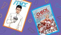 Reluctant to read about sports? These comics may change your mind!