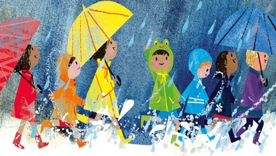Here's some great books and ebooks about rain!