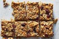 No-Bake Raisin Bars recipe from <i>Cooking With Young Children</i>