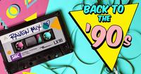 Join the Raven Society, the Free Library's community of young supporters, for a fun '90s-themed event!