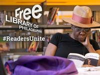 Join the #ReadersUnite movement today!