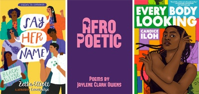 Check out these contemporary Black poet recommendations for teens and young adults!