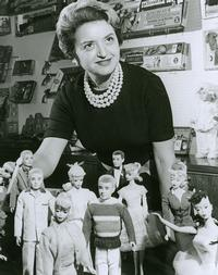 Ruth Handler, creator of the Barbie doll