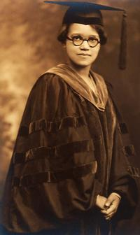 Sadie was the first African American in the U.S. to earn a Ph.D.