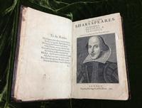 This rare Shakespeare First Folio will be on public view in our Rare Book Department for a brief time, from September 16 – October 19, 2019.
