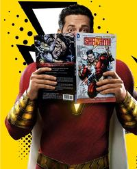 SHAZAM! leaps off the comics page and takes flight on movie screens this weekend!