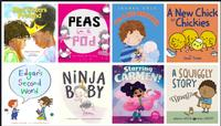 Check out these ebook recommendations to celebrate Siblings Day!