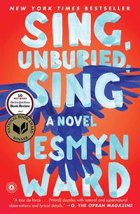 This year's <i>One Book, One Philadelphia</i> selection is Jesmyn Ward's award-winning novel, <i>Sing, Unburied, Sing</i>