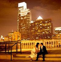 Rooftop romance. Image credit: Douglas Benedict Photography, LLC