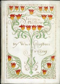 Sleepy Hollow by Washington Irving book cover (image from The Library of Congress)