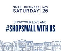 #smallbizsaturday