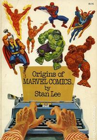 <i>Origins of Marvel Comics</i> by Stan Lee