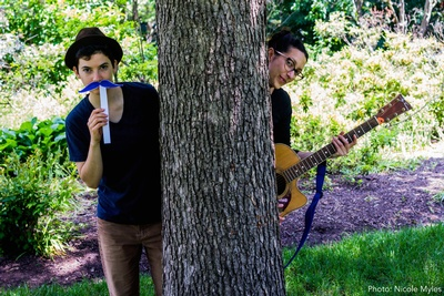Philadelphia's own Ants on a Log will be performing virtually on Wednesday, August 26.
