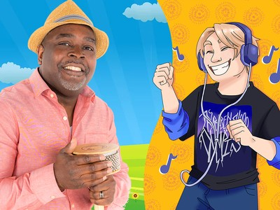 On Wednesday, July 15 kids of all ages are invited to The Uncle Devin Show, an interactive musical experience!