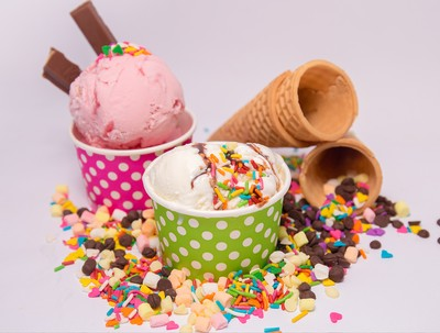 July is National Ice Cream Month.