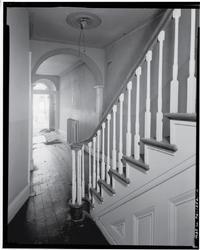 Indoor view of typical Philadelphia house