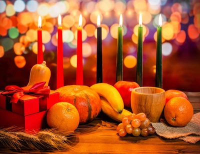 A Taste of African Heritage for Kwanzaa