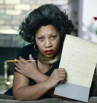 Toni Morrison, during the time she had written her first novel, <i>The Bluest Eye</i>