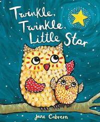 Stars twinkle, shimmer, and flicker in this new picture book.