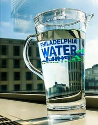 Philly tap water!
