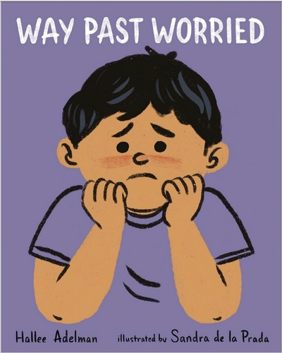 Way Past Worried book cover.