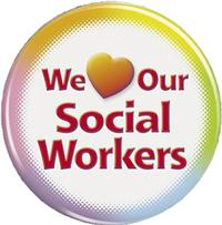 We love our social workers!