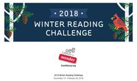 To take some of the guess work away this winter break and to encourage reading all winter long, the Free Library is hosting an all ages Winter Reading Challenge!