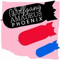Phoenix CD Cover © V2 Records