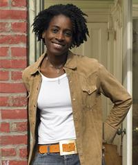 The amazing Jacqueline Woodson will visit the Central Library on Saturday, May 12th!