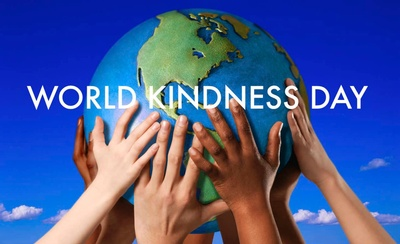 November 13 is World Kindness Day.