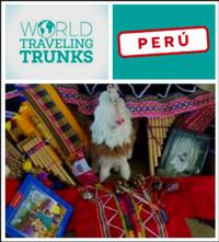 The World Traveling Trunks | Perú