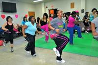 Enjoy Zumba at home with your library card!