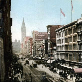 Historical Images of Philadelphia