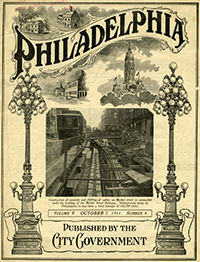 A History of Philadelphia's Transportation Networks