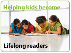 Helping kids become life long readers
